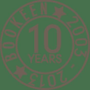 Bookeen 2003-2013 10 ans