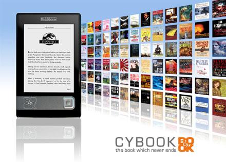 Bookeen Cybook Gen3