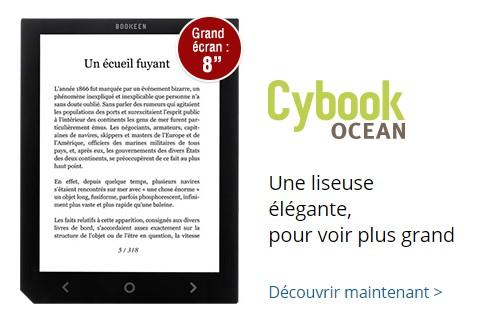 cybook ocean