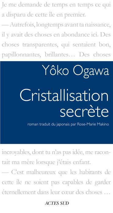 cristallisation-secrete