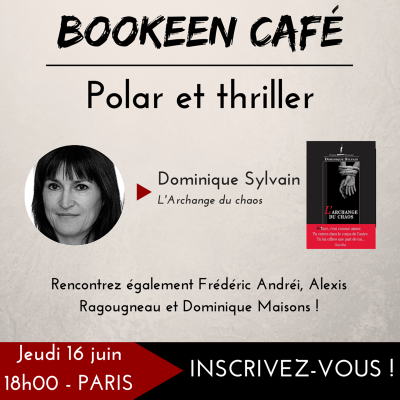 Bookeen Café - dominique sylvain