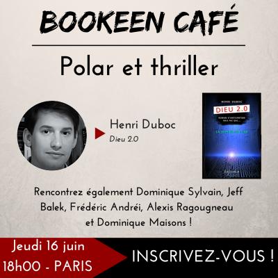 Bookeen Café - henri duboc