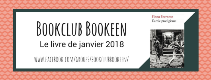 Bookclub Bookeen - cover janvier 2017